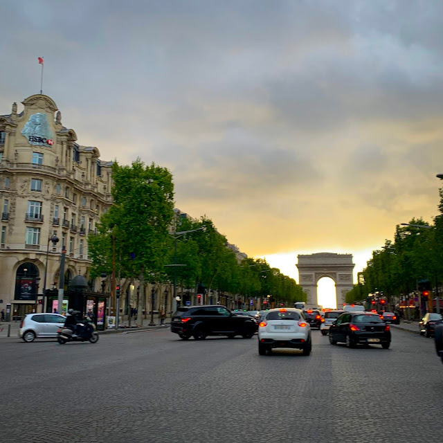 Treffirt Pariisisssa
