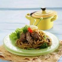Resep Masakan Mi Goreng Daging Sapi