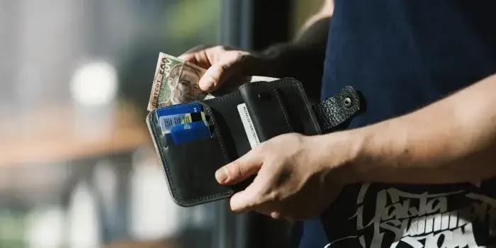 bawa uang pas saat cod untuk mempermudah transaksi
