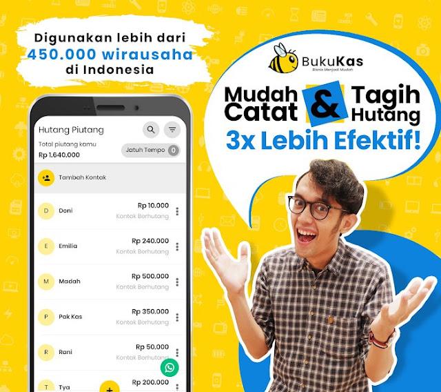 Aplikasi Bukukas