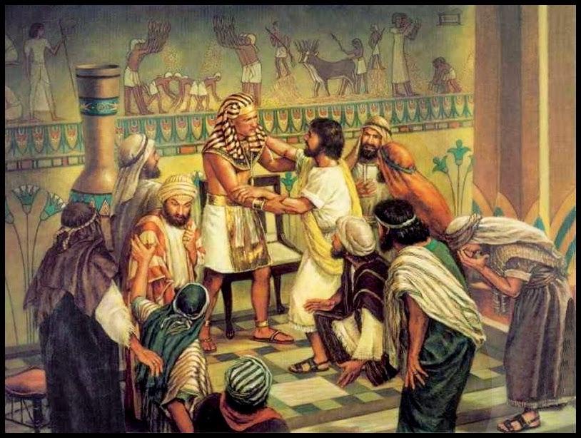 S-a ocupat oare Iosif cu ghicitul?