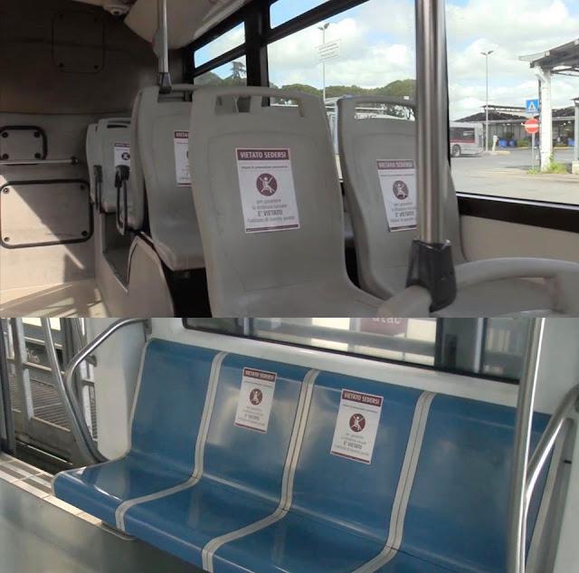 """Raggi: """"Sostituiti i segnaposti danneggiati da incivili su bus e treni della metro"""""""