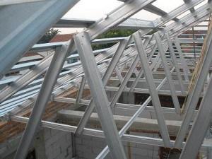 pondasi dengan baja ringan harga dan jenis atap rangka