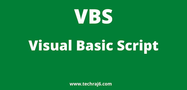 VBS full form, What is the full form of VBS