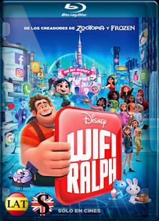 Wifi Ralph (2018) REMUX 1080P LATINO/INGLES