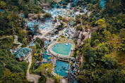 Wisata Alam Kawah Rengganis Ciwidey Bandung