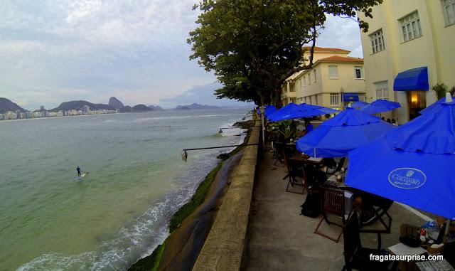 Confeitaria Colombo do Forte de Copacabana, Rio de Janeiro