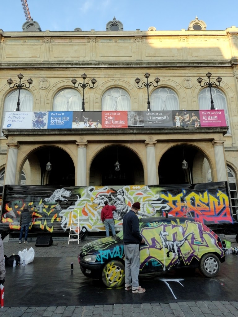 from hip to hop namur #fromHtoH