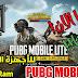 لعبة ببجي النسخة الخفيفة للأجهزة الضعيفة PUBG MOBILE LITE v0.10.0 ملف واحد حجم 359 ميجا