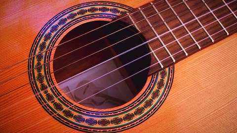 Acoustic Guitar For Beginners [Free Online Course] - TechCracked