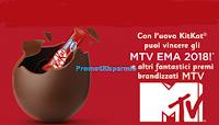Logo KitKat e MTV: vinci caschi, Trolley e non solo!