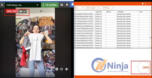 Bật mí chiêu trò x3 doanh thu bằng phần mềm chia sẻ livestream tự động.