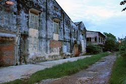 The streets of Pakse - Champasak - Laos