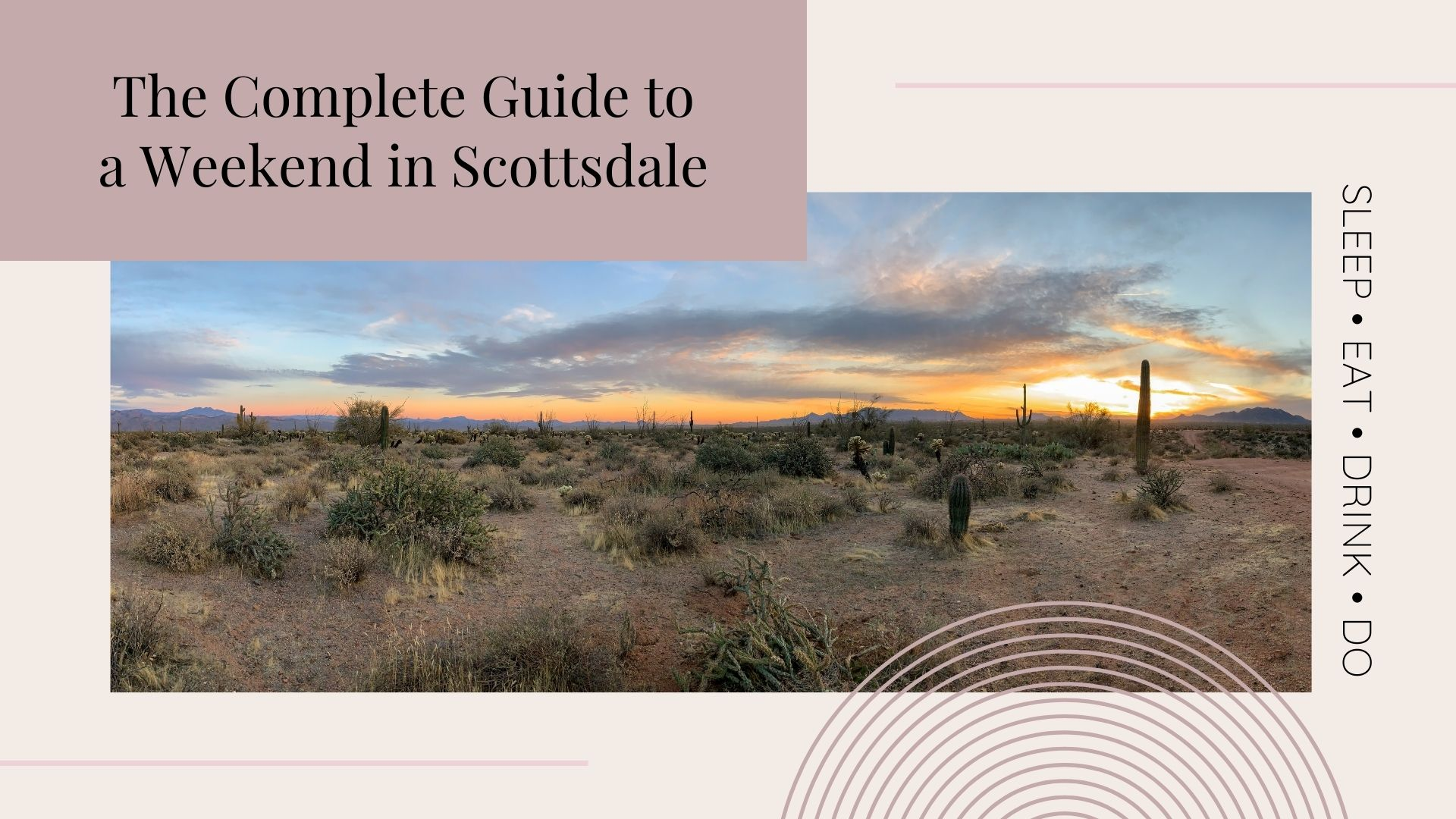 what to do in scottsdale