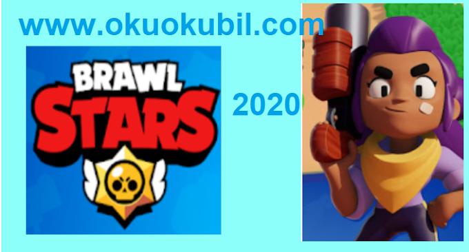 Brawl Stars v25.130 Karakterler Güçlendi, Sınırsız Hileli Apk İndir 2020