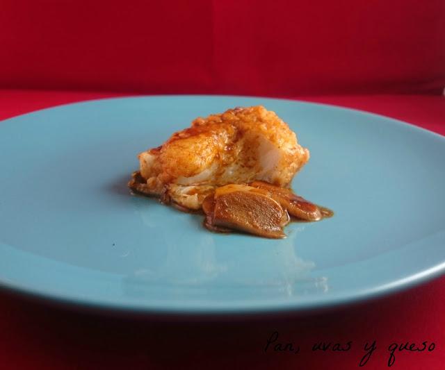 Bacalao fresco con salsa en Crock-Pot