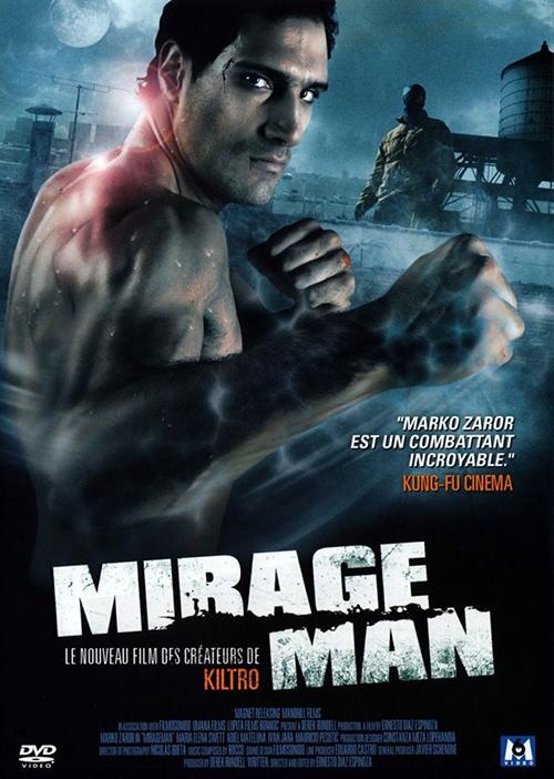 Mirageman (2007) มิราจแมน นักสู้พันธุ์ฮีโร่