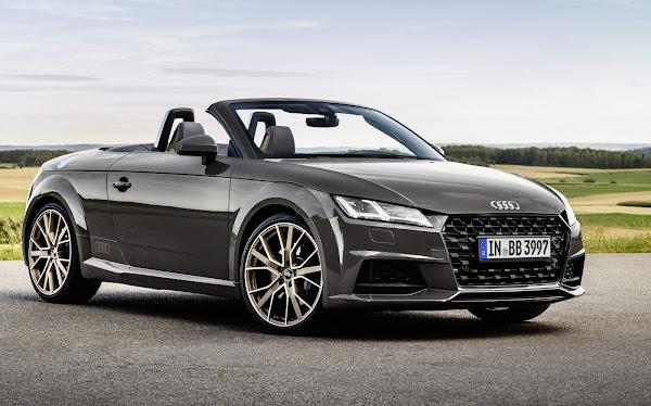 Audi TT ganha versão Bronze Selection - fotos e detalhes