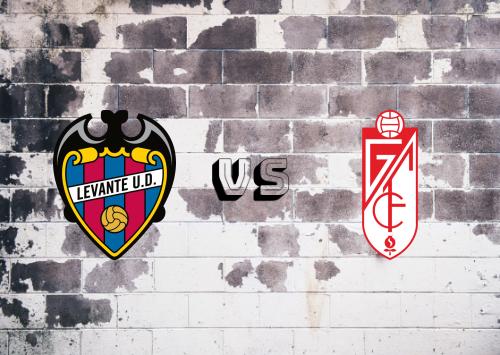 Levante vs Granada  Resumen
