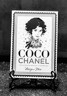Coco Chanel The Illustrated World of a Fashion Icon designer style luxe glam living
