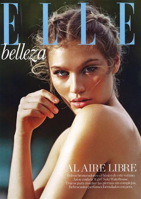 Fashion Model, @ Caroline Corinth - ELLE Spain, July 2016
