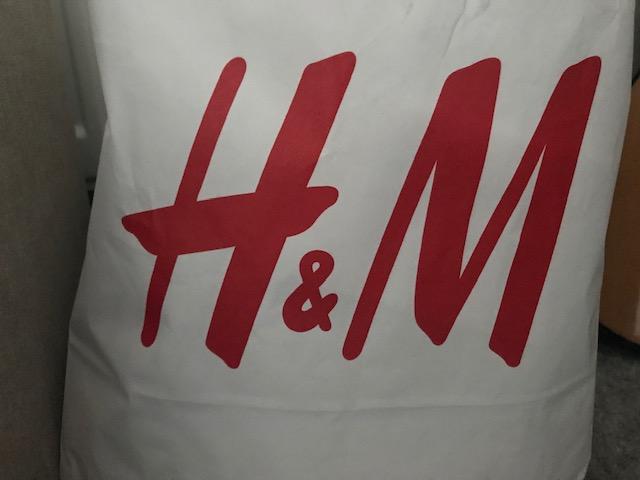 H&M, Shopping, Haul