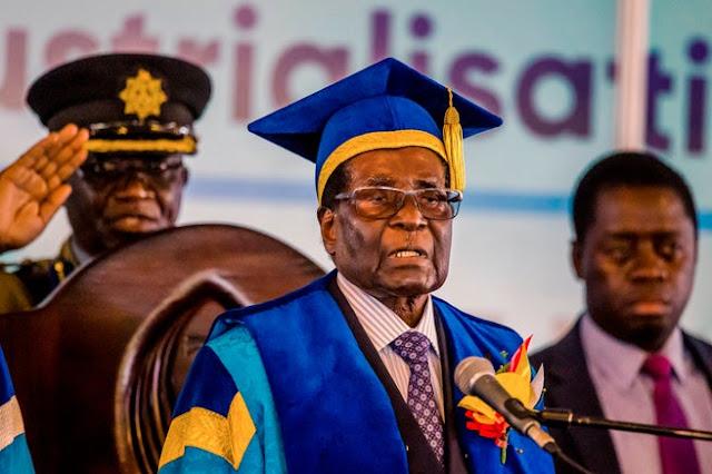 #Breaking: Robert Mugabe Dead At 95, Former Zimbabwe Leader
