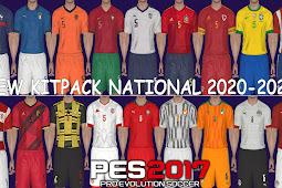 Pes 2017 - Kitpack National 2021 V2 By.Eslam