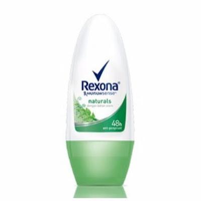Daftar Deodoran Wanita Terbaik