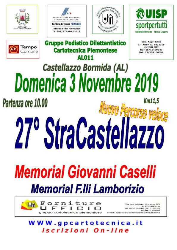 Calendario Fidal Piemonte 2020.Bio Correndo Calendario
