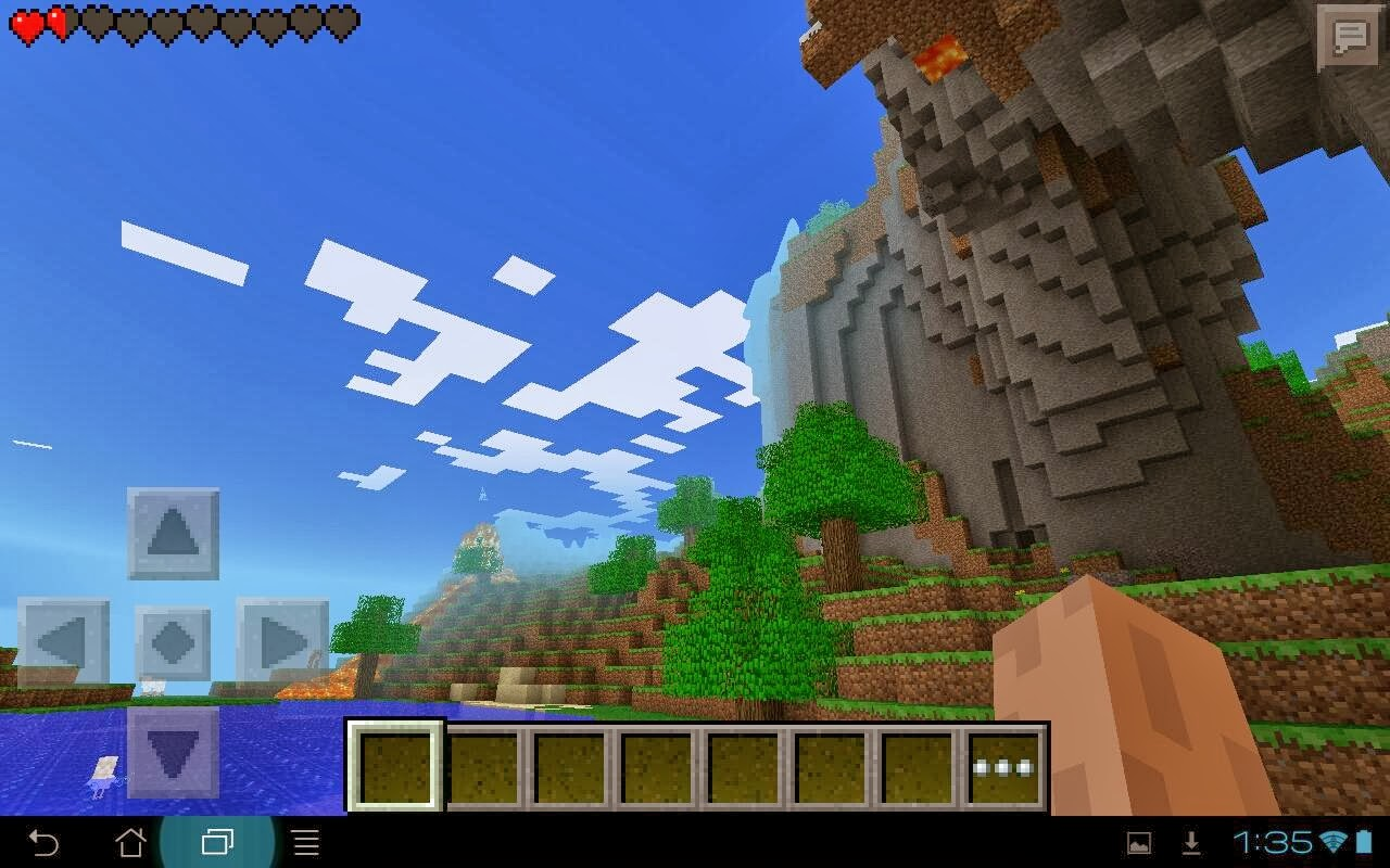 Minecraft Pocket Edition Game Free Download