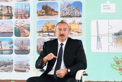 Soros Ermənistanın başçısıdır - İlham Əliyev