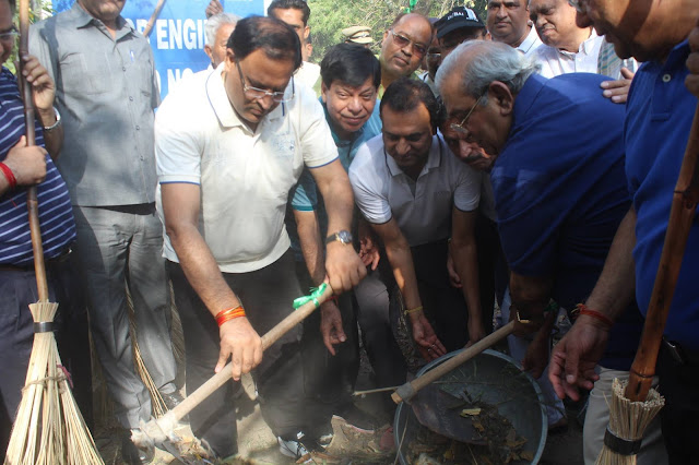clean-drive-by-minister-vipul-goel-in -faridabad