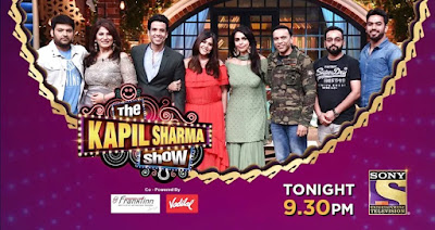 Poster Of The Kapil Sharma Show 30th June 2019 Season 02 Episode 53 300MB Free Download