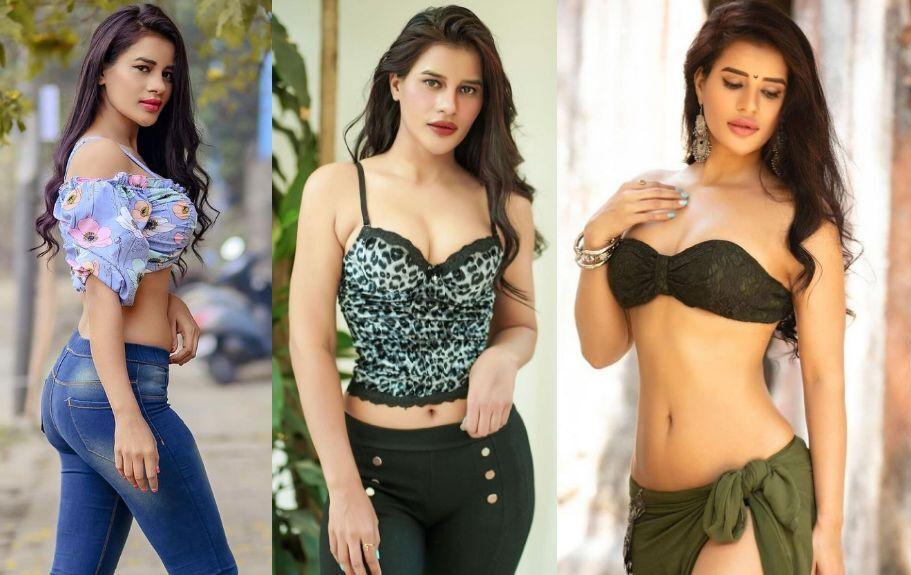 40+ Hot, Sexy, Bold Photos of Mokshita Raghav – Actress from Atithi In House (Kooku App Web Series) Contract Killer (Prime Flix).