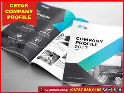 cetak company profile di jakarta