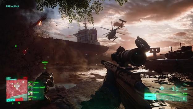 Battlefield 2042 PC requests
