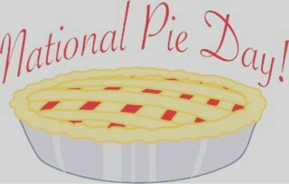 National Pie Day Wishes Photos