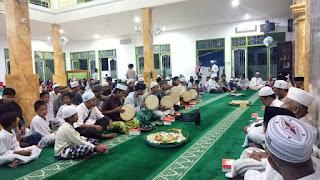 Wali Kota Menghadiri Peringatan Maulid Nabi Muhammad SAW 1441 H di Masjid Babul Khair Sebengkok AL - Tarakan Info