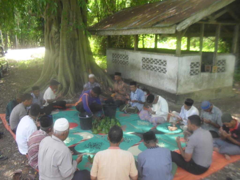 Masyarakat Mukim Aron Gelar Kanduri Tuu