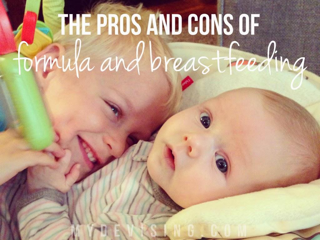 BFBN: Formula and Breastfeeding