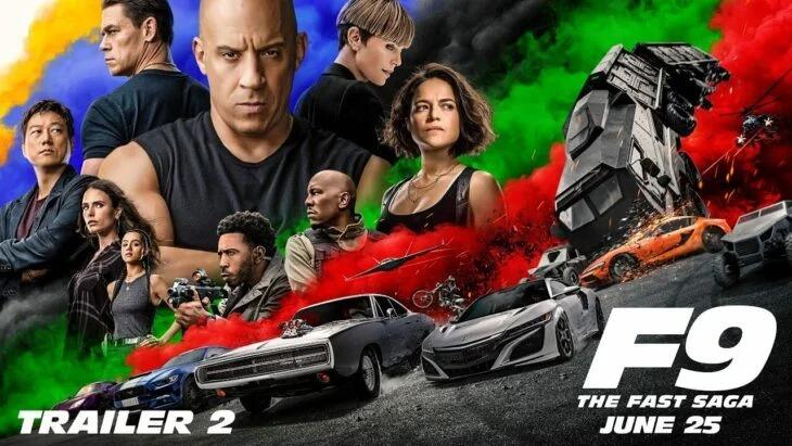 Por fin llegó el nuevo trailer de 'The Fast and Furious 9'; la espera ha terminado