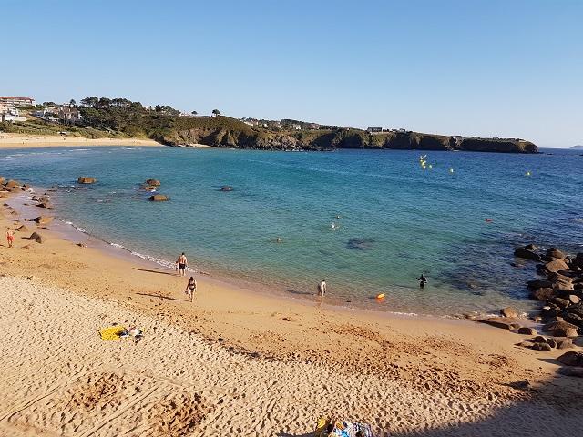 Playas del Arenal de la Lanzada