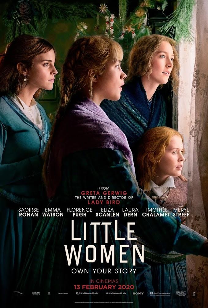 Review Filem Little Women