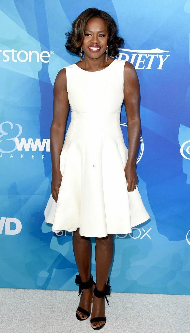 Looks de Viola Davis - outfits
