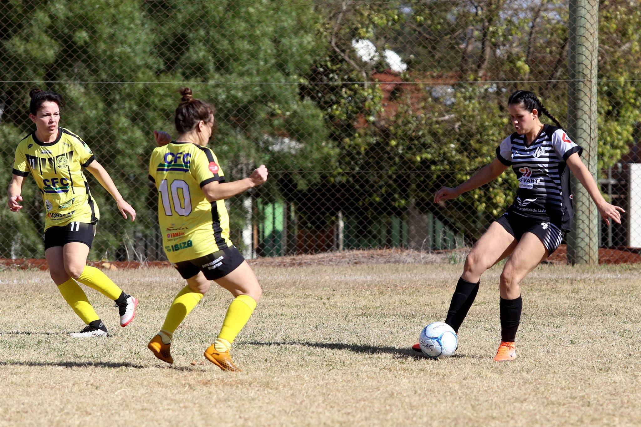 Foram 15 jogos em quatro campos distribuídos pelo município, com 79 gols marcados