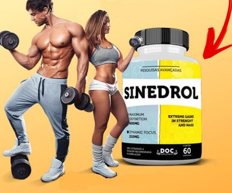 Comprar Sinedrol - Sinedrol Como Tomar - Sinedrol Anvisa - Sinedrol Funciona?