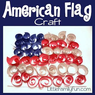 http://www.littlefamilyfun.com/2012/06/paper-roll-american-flag-craft.html