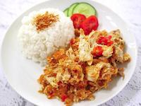 Usaha Ayam Geprek Sambal Pecel Resto Bu Kaji