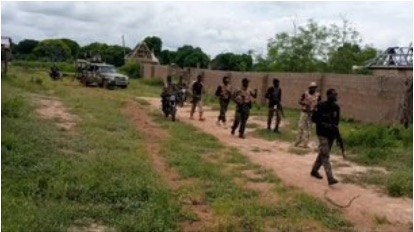 Troops rescue 3 kidnapped in Nasarawa